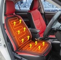 Накидка с подогревом для сидения в авто ELEGANT PLUS 100Х50 СМ,EL 100 578(9257)