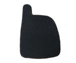 Eva-коврики для грузовика Renault PREMIUM 1-2 черные(7139)