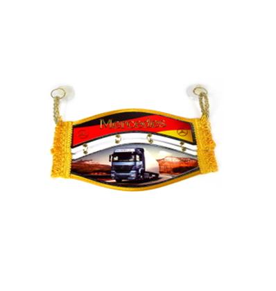 Вымпел кольца Mercedes-Benz (1024)
