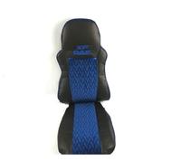 Чехлы сидений DAF XF105 от 2012г Евро 5  Blackout (10245) DAF