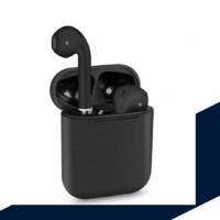 Беспроводные сенсорные Bluetooth наушники TWS inPods12 Lightning черные (10408)
