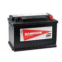 Автомобильный аккумулятор HANKOOK MF 57412 6СТ- 74Аз 680А R(10418) HANKOOK