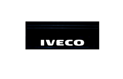 Бризговик с надписью IVECO  650х200 (объемный текст) передний/1044/1951