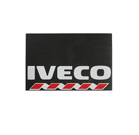 Брызговик для грузовика 600х400 IVECO (бол.) 1081 комплект