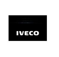 Брызговик с надписью IVECO (объемный текст) 650х350 задний/10-004/1942 IVECO