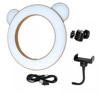 Кольцевая Ring Light BEAR 27 см(11328)