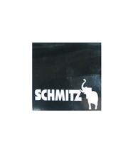 Брызговик с надписью SCHMITZ 450х400 универсальный/1134