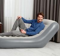 Надувное кресло - лежак Bestway 75064 W, 165 х 84 х 79 см (11451)