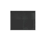 Брызговик  без надписи BUS 460х360 10-064