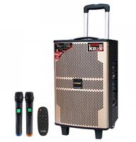 Портативная колонка с микрофонами Temeisheng QX-1020 300W(11665)