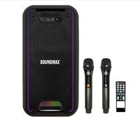 Автономная акустическая система SM-500 (2MIC+USB+MP3+BT) (11671)