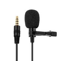 Микрофон петличный XO MKF01 3.5 мм mini-jack(11731)
