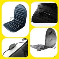 Накидка з підігрівом для автомобільного сидіння Elegant PLUS 95 Х 46 СМ (11777)