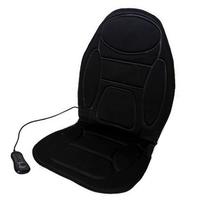 Накидка з підігрівом та масаж для автомобільного сидіння Elegant plus 115Х50 см (11780)
