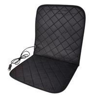 Накидка з підігрівом для автомобільного сидіння elegant plus 84 х 43 см(11785)
