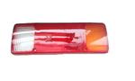 Стекло фонаря заднего (4 секций) SERTPLAST/0182/2615