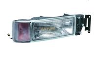 Фара IVECO Eurotech-eurostar с поворотом L/505547 L/1417 IVECO