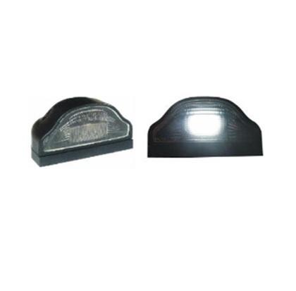 Подсветка номера диодная черная LED/DOB-26LED/1437