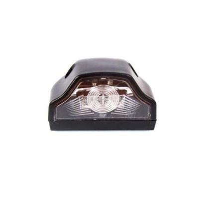 Подсветка номера типа Interplast черная диодная LED/AT-1250/1438