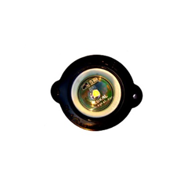 Повторитель габарита диодный белый 24v/DL-A/1572