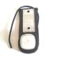 Повторитель габарита диодный с кронштейном+отражатель белый/DOB-61/O B