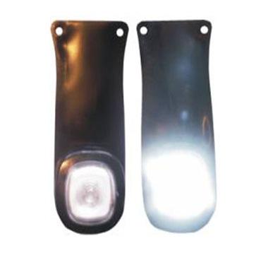 Повторитель габарита диодный с кронштейном белый/DOB-61 B