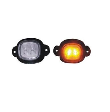 Повторитель габарита диодный (51,6х57,6) желтый/DOB-60 Z