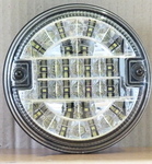 Фонарь задний универсальний круглый ISIKSAN LED (белый)/1637