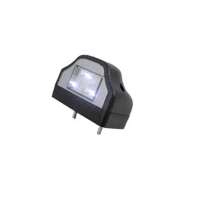 Подсветка номера HOR 47 12/24v диодная черная/LTD 229/1744