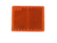 Отражатель квадратный желтый (38х47) UO 235/1693