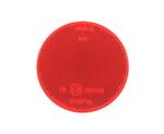 Отражатель круглый красный (D=75) с болтом UO 037 /1697