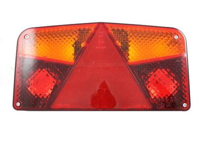 Фонарь задний с двумя поворотами R 12/24V LZT 204/1723