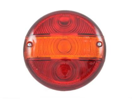 Фонарь задний круглый AVIA без подсветки номера LZT 239/1739