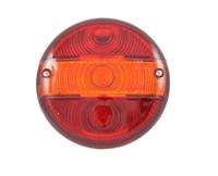 Фонарь задний круглый AVIA с подсветкой номера/LZT 290/1740