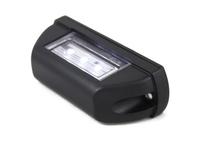 Подсветка номера HOR 63 черная LED/LTD 702/1746