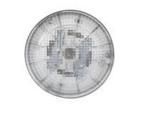 Подсветка салона белая круглая под лампочку/LW 512/1757