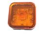 Габарит квадратный желтый (65х65мм)/LО 091/1798