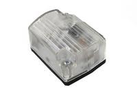 Габаритный фонарь (54х40мм) белый/LO 110/1812