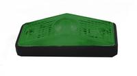 Габаритный фонарь зеленый (95х34мм)/1816