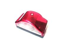 Подсветка номера красная 1879 LED