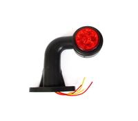 Габаритный фонарь LED рога средний размер 1880