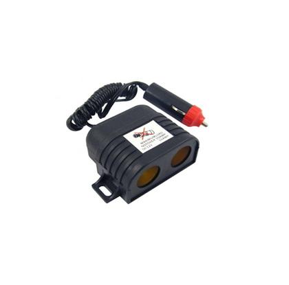 Разветвитель питания на 2 выхода+кабель 12/24V (RX 106)/42300/1907