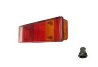 Фонарь задний для DAF XF,CF, LF (1993-2005) с кабелем/ST1011 R/1924 DAF