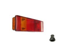 Фонарь задний для DAF XF - CF - LF (1993-2005) с кабелем и подсветкой номера/ST1011-5 L/1925 DAF