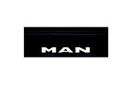 Бризговик с надписью MAN  650х200 (объемный текст) передний/1046/1953