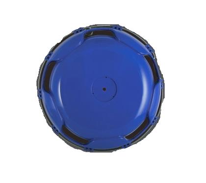 Колпаки пластиковые 22,5 передние цвет синий/2013