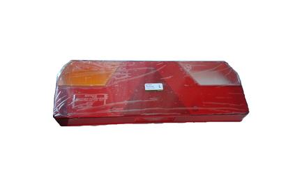 Стекло на фонарь задний универсальный EUROSTOP/M511413 R/2031