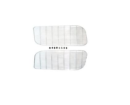 Защита передних фар Mercedes AXOR/F-00210/2048