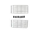 Защита противотуманных фар Mercedes AXOR /F-00211/2050