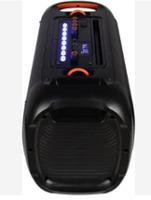 Аккумуляторная колонка temeisheng tms-6616 400w +2 микрофона (11660)